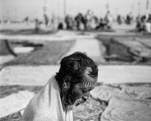 A Devotee at Mahakumbh, 2012-2014 © Saibal Das, Tasveer