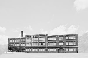 """Crispus Attucks High School, Indianapolis, Indiana"""