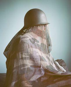 Camouflage au Filet © Marie Hudelot