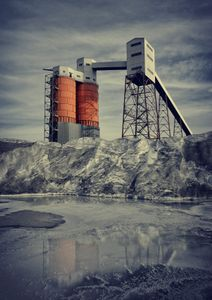 Salt © Barry Cawston