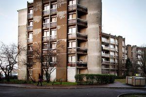 Résidence de la Forestière, Clichy-sous-bois 2011, France