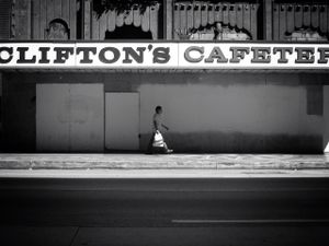 """""""Clifton's Cafeteria"""", Los Angeles, California, 2011"""