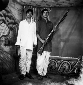 Studio Suhag. Photographs by Suresh Punjabi. Curated by Christopher Pinney. Negatives scanned by Thomas Pinney. Showing at the Tbilisi Photo Festival 2017.