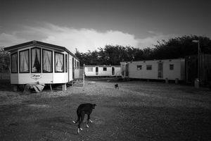 Illegal Encampment