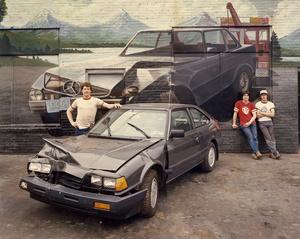 Burlington, NJ. 1985.