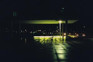 Midnight jogger, Opgeeistenlaan