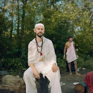 Pavel, 32 years old. ISKCON membership - 6 years (Russia, Samara region, 2015)