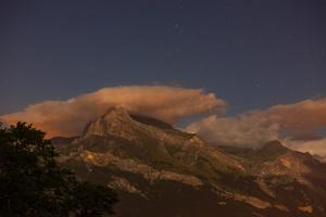 Mont Blanc massif,  Comblux Haute Savoie, France