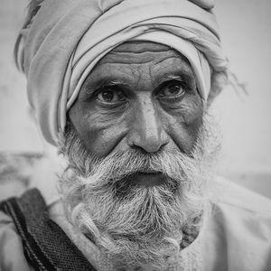 Beggar in Pushkar
