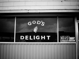 """""""God's Delight"""", San Angelo, Texas, 2001"""