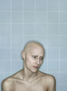 Self-Portrait, Chemo 7th Cycle III, 04.2006