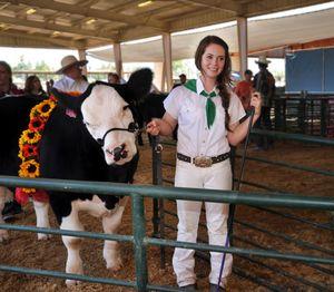 Junior Livestock Champion © Dianne Yudelson