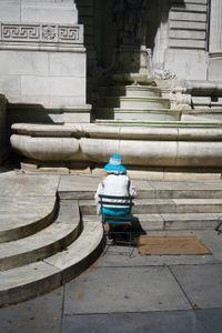 Stairwoman