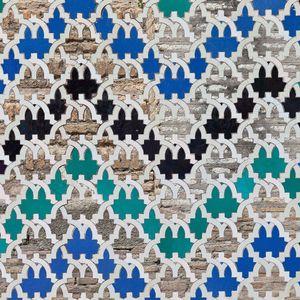 Alcazar Tile Study II                                       © Karen Strom