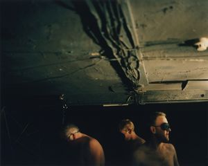 La Chambre, Sheffield, UK, 2007, from <i>No Love Lost</i>. © Michael Grieve