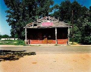 Coleman's Cafe, Greensboro, Alabama, 1967