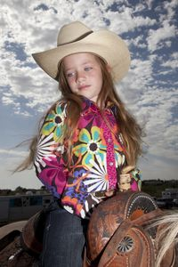 From Rodeo Girls © Ilona Szwarc