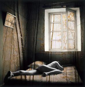Winter Dreams/Sad Dreams on Cold Mornings© Joanne Leonard