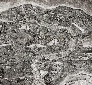 Diorama Map Bern © Sohei Nishino/Courtesy of Michael Hoppen Contemporary