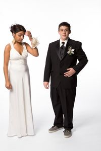 Prom Couple #8062  © Rick Ashley