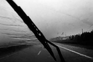 En route to Troy from Atlanta, Alabama, June 2007