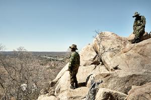 The Black Mambas: Hill Top