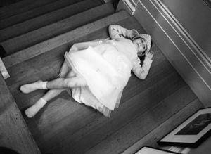 Dani as a Bride, Brookline 2005