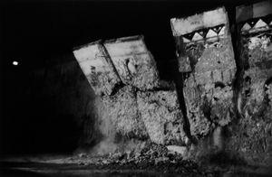 """L'Europe du silence."" Berlin, Fall of the Fall, December 1989."