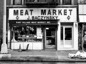 """Meat Market"" New York City, 2011"