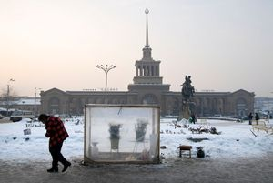 Yerevan, Armenia, 2007 © Nick Hannes