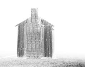 Slave Cabin (Stagville Plantation)