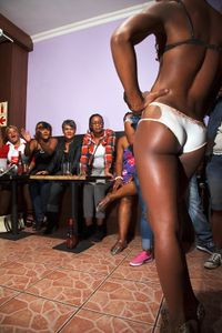 Miss Temptation Beauty Pageant 2014, Female Audience