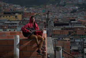 Favela musician