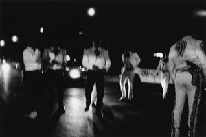 Mariachis, Mexico City, 2000 © Allen Frame, Gitterman Gallery