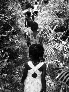 Children in Forest 2