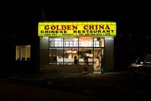 GOLDEN CHINA at 10:15pm