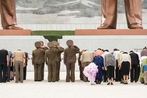 North Korean Streets
