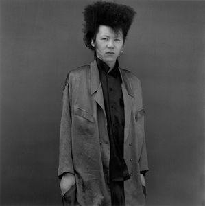 A nineteen-year-old punk, 1986 © Hiroh Kikai
