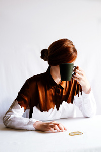Coffee, 2013. Archival pigment print © Maia Flore. Exhibitor: ESTHER WOERDEHOFF