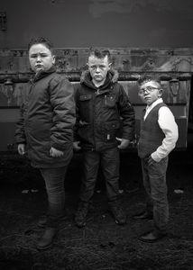 Three Tough Travelers