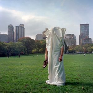 Barefoot In Central Park © Heather Oelklaus
