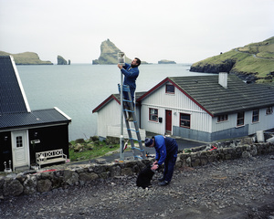 Fixing the lights