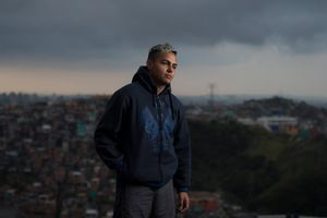 Favela Portrait