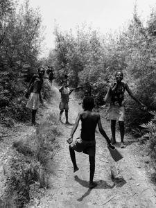 Children in Forest 3