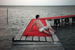 "Lake Babadag, Delta of Danube - ROMANIA. From the series ""Where Europe ends"" © Camilla De Maffei"