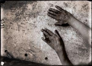 Hands that have done Things Unknown