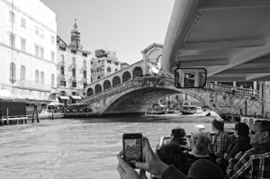 One Day in Venice: Trying to capture the moment