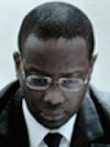 "No. 27 most powerful Londoner: Tidjane Thiam. From the series ""You Haven't Seen Their Faces"" © Daniel Mayrit"