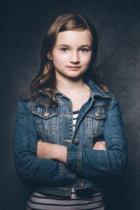 Eleanor aged 11.
