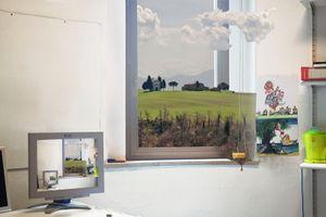 Antonella's Office, Florence                      © Karen Strom